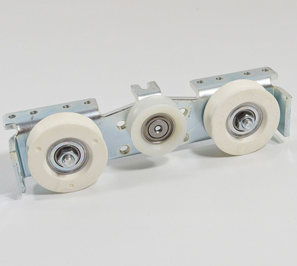 Carriage Wheel for BIS Range
