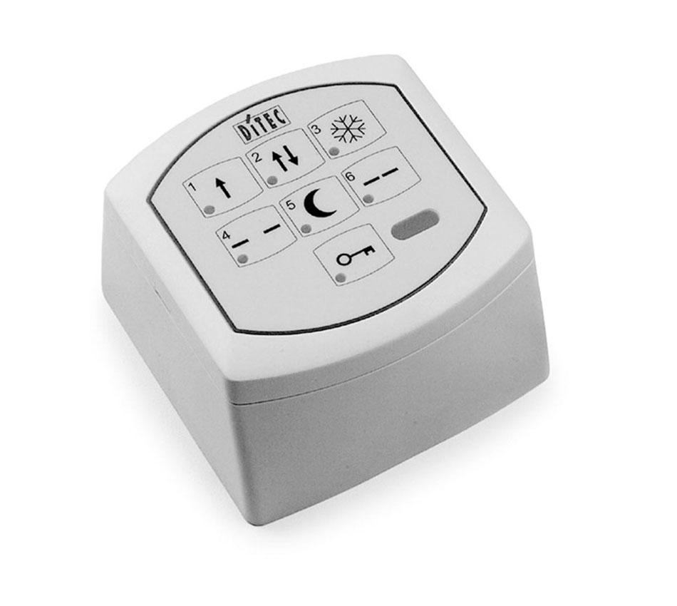 COM E Square Digital Selector