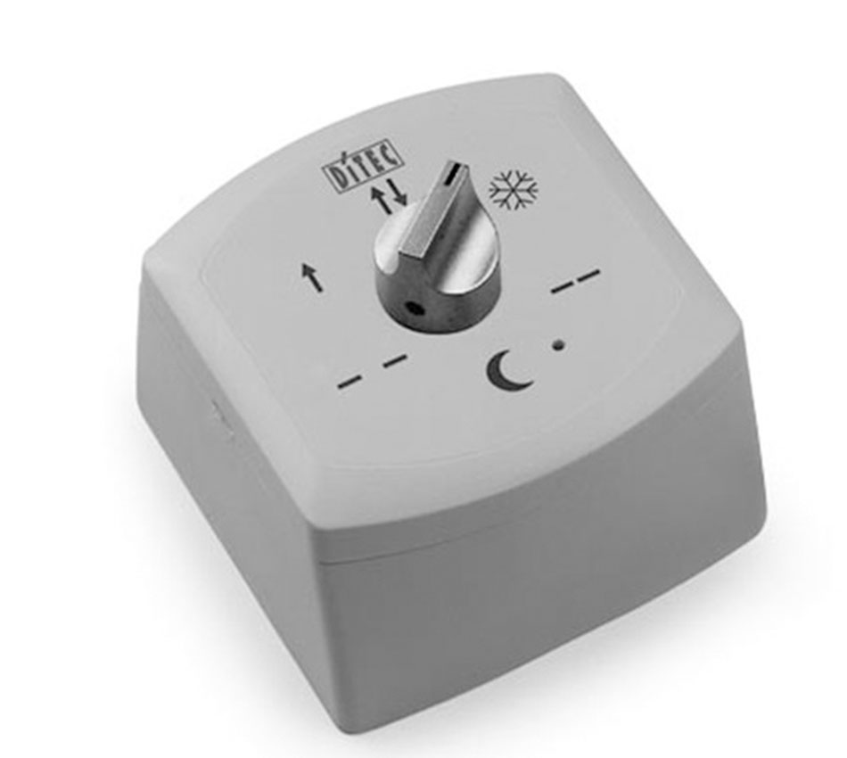 COMH Square Rotary Selector