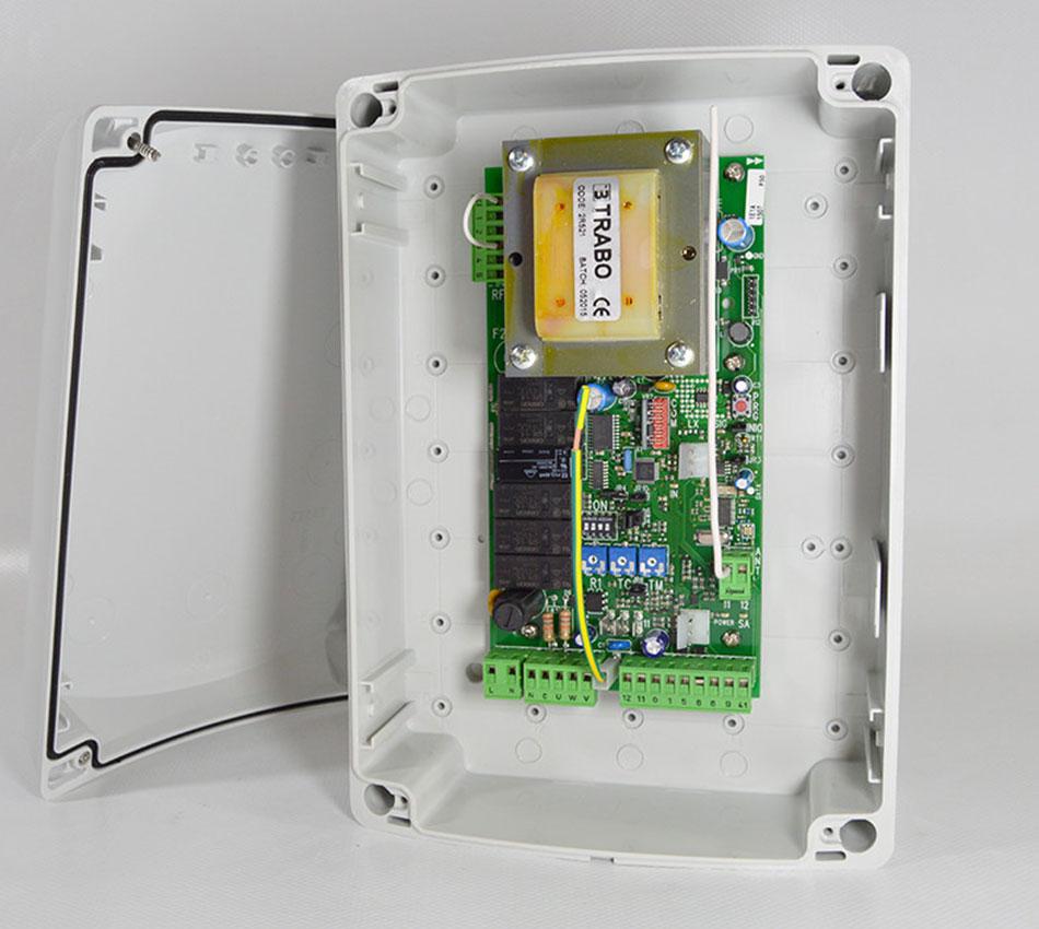 E1A 230v Control Panel