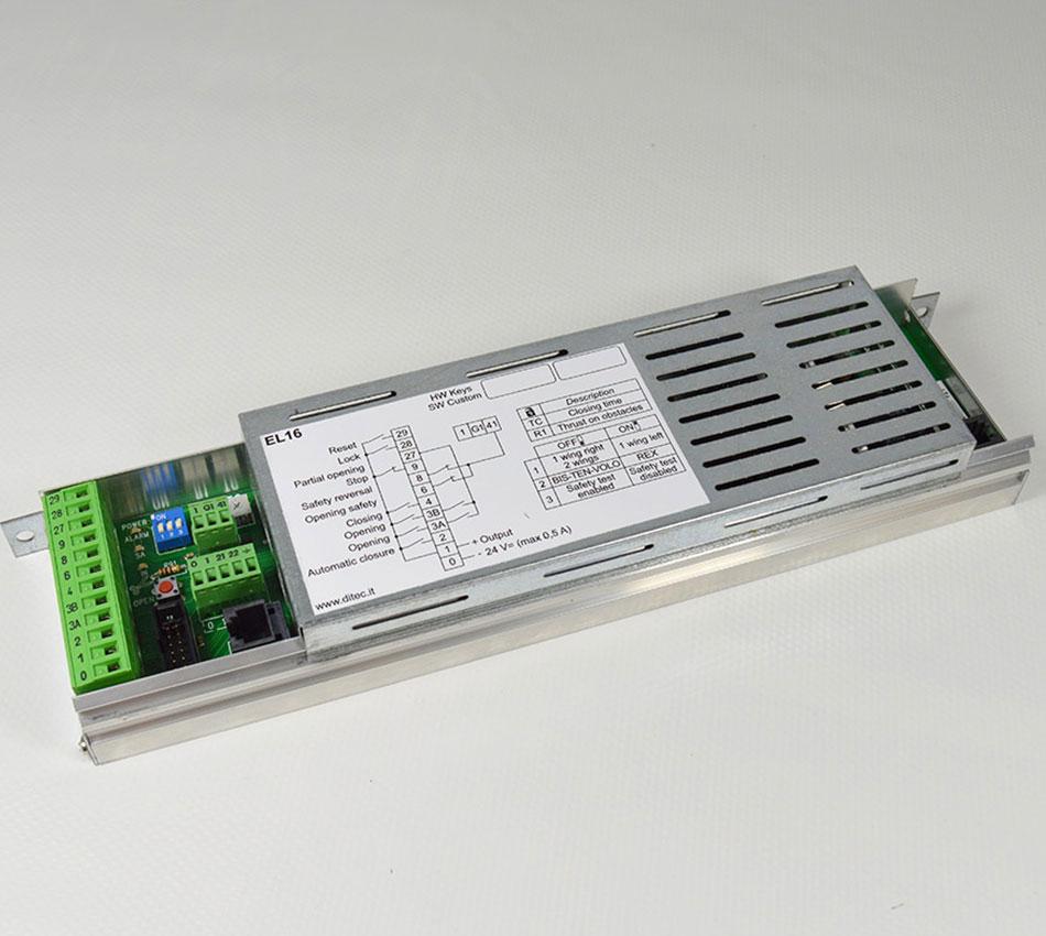 EL16 Control Panel
