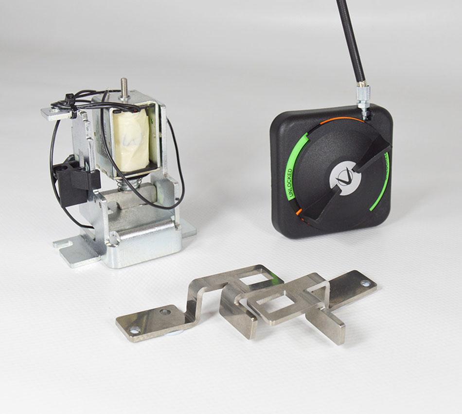 Electro-Magnetic Locks