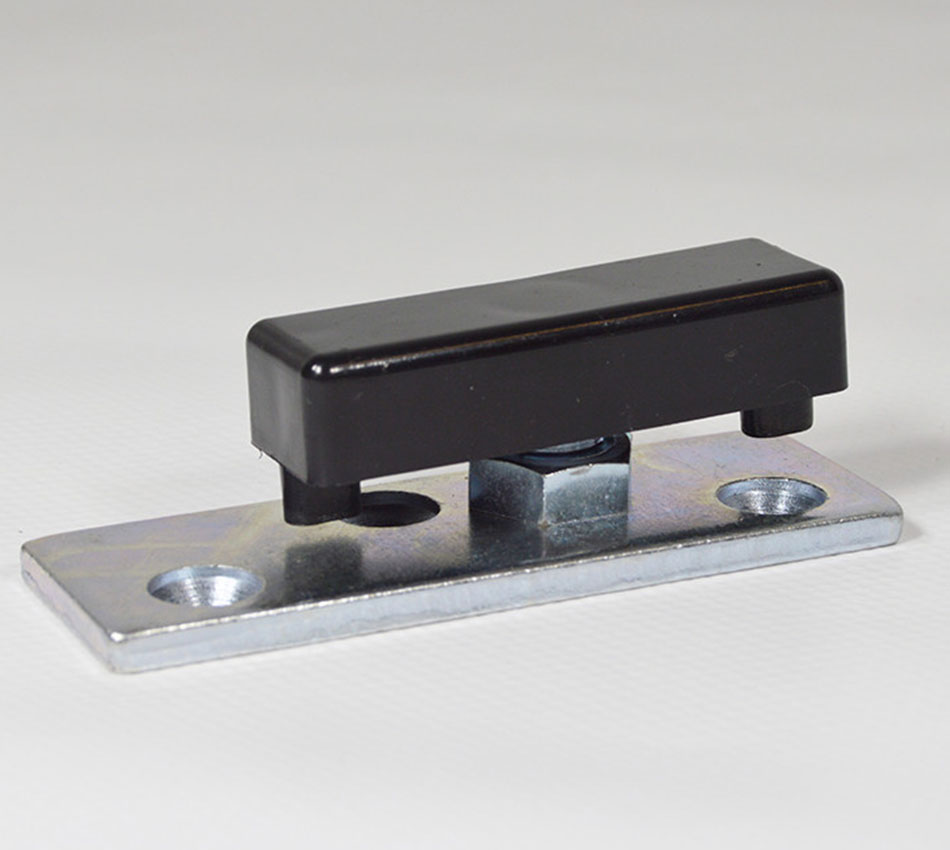 Floor Guide - Adjustable Nylon Block