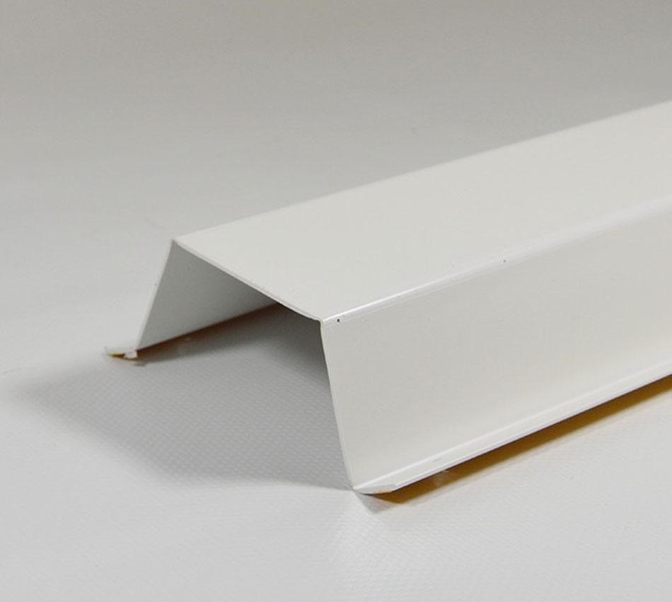 Plastic Finger Protector - White