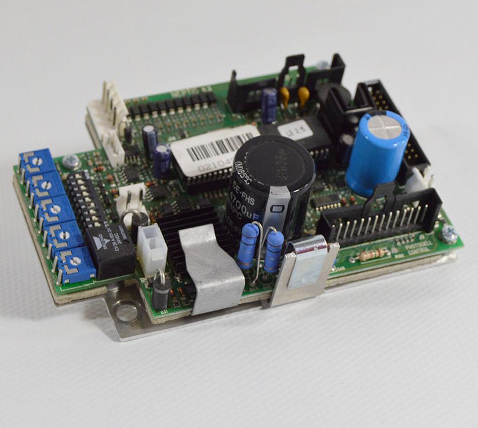 NEPTIS 120LE Logic Control Panel