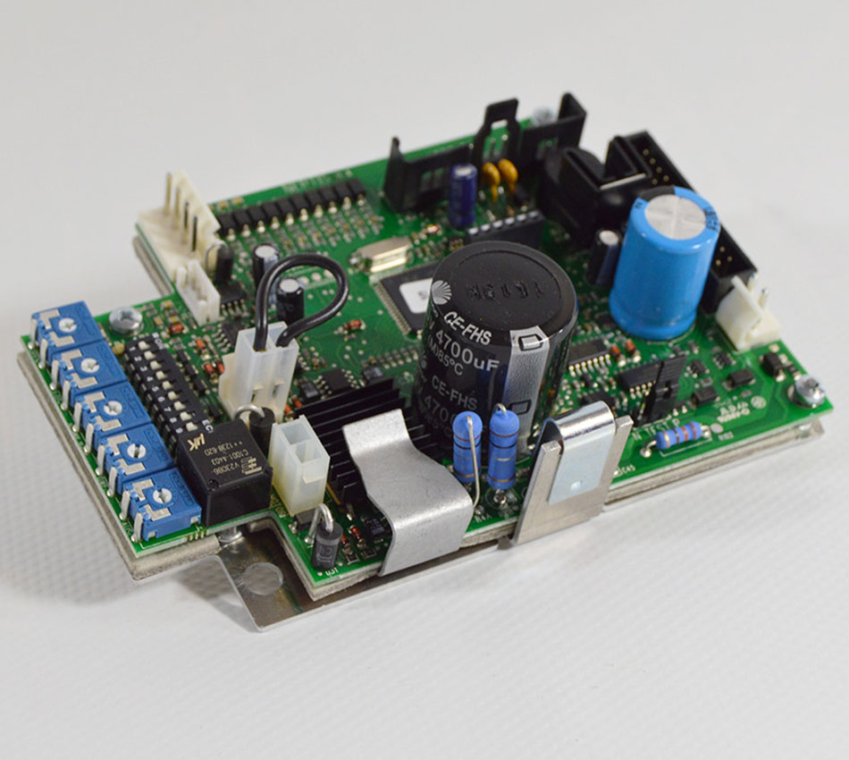 NEPTIS 250SL Logic Control Panel