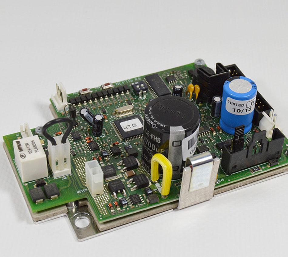 NEPTIS 120LET Logic Control Panel