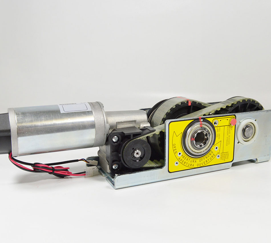 NEPTIS LE/SL Motor Gearbox