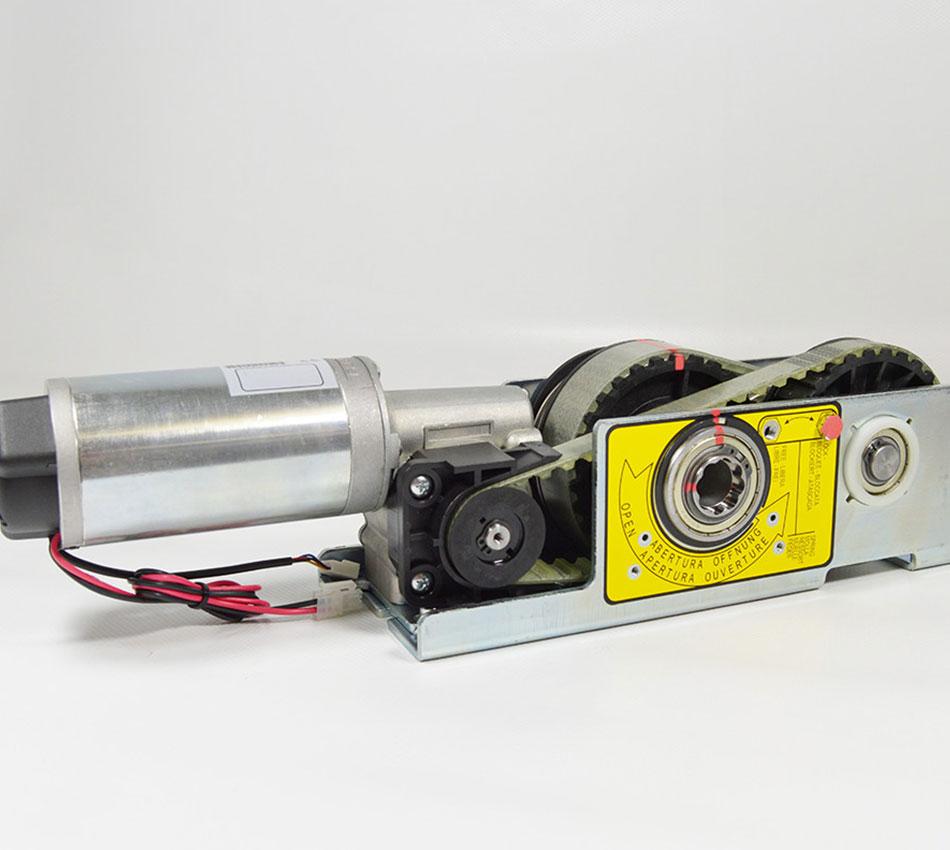 NEPTIS LET/SLT Motor Gearbox
