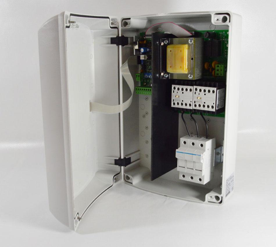 49E 3Phase Control Panel