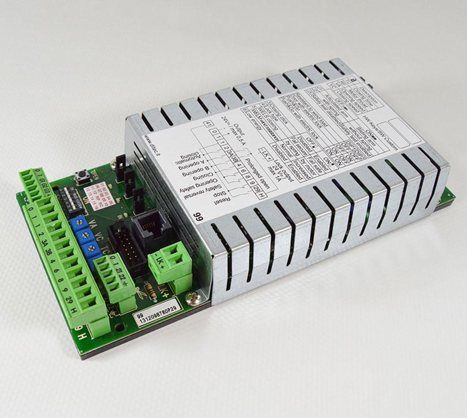 QE99 WEL S / M Control Panel