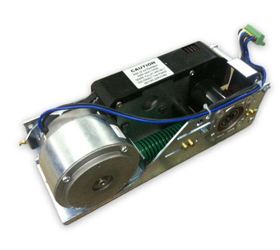 TRANSIT UE Motor Gearbox